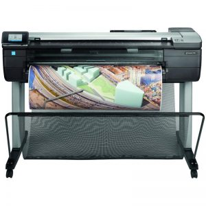 HP Designjet T830 36 inch multifunctionele A0 printer demo model