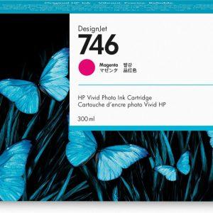 HP 746 Magenta inkt cartridge 300 ml