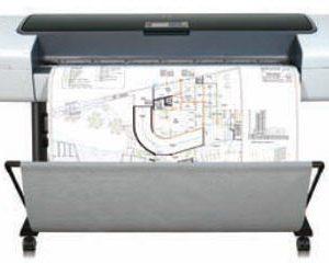 HP Designjet T610 Inkt